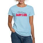 Always & Forever Daddy's Girl Women's Light T-Shir