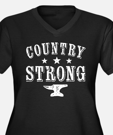 Country Strong Plus Size T-Shirt