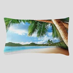 Beautiful Beach Pillow Case