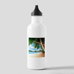 Beautiful Beach Water Bottle