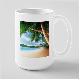 Beautiful Beach Mugs