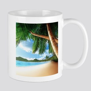 Beautiful Beach Mugs