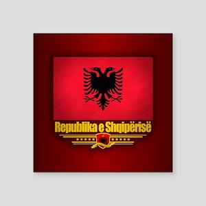 Republic of Albania Sticker
