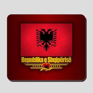Republic of Albania Mousepad