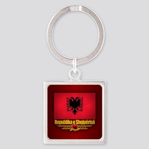 Republic of Albania Keychains