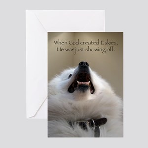 Just Showing Off Greeting Cards (Pk of 10)