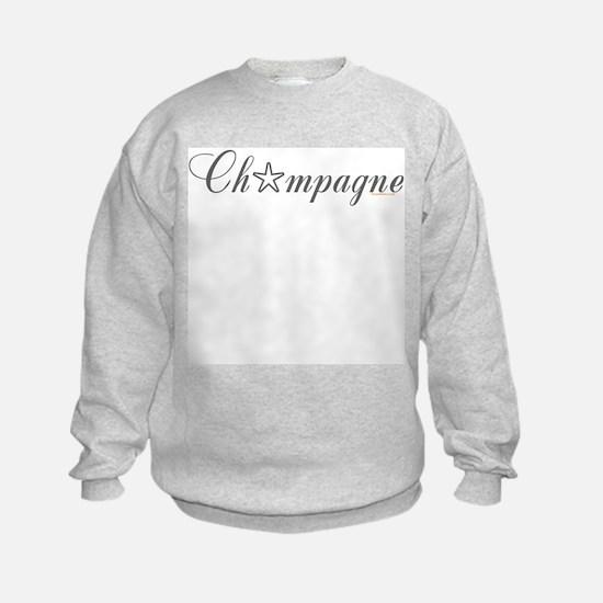 Champagne Starlet Sweatshirt
