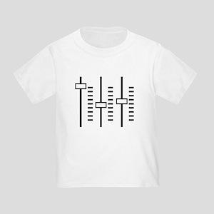 Audio Balance Control Toddler T-Shirt
