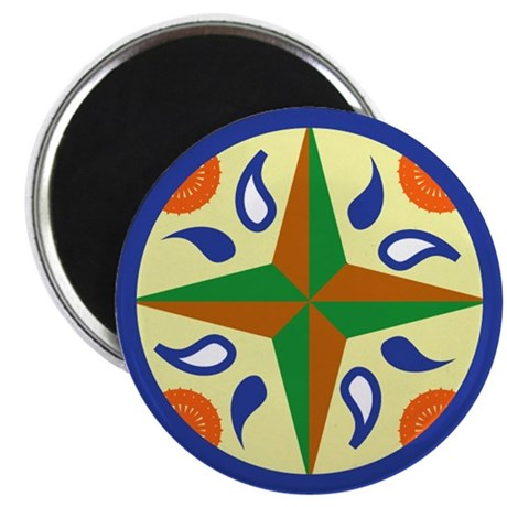 Nature's Balance Hex Sign Magnet