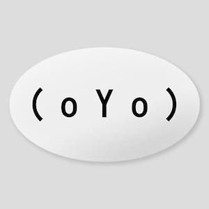Big Tits (oYo) Boobs Sexy Text Emoticon Sticker