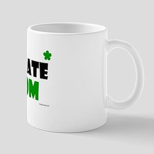 Karate Mom 1 (Grass) Mug