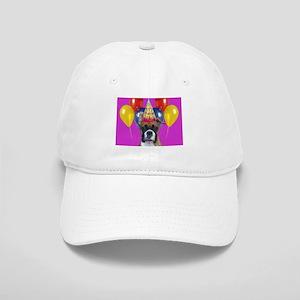 Birthday Boxer puppy Cap