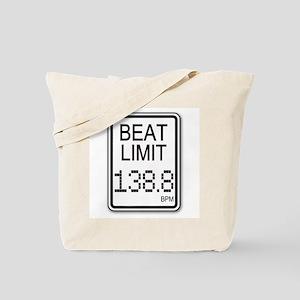 Beat Limit - BPM Tote Bag