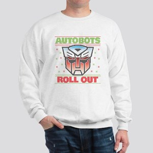 Transformers Autobots Roll Out Sweatshirt