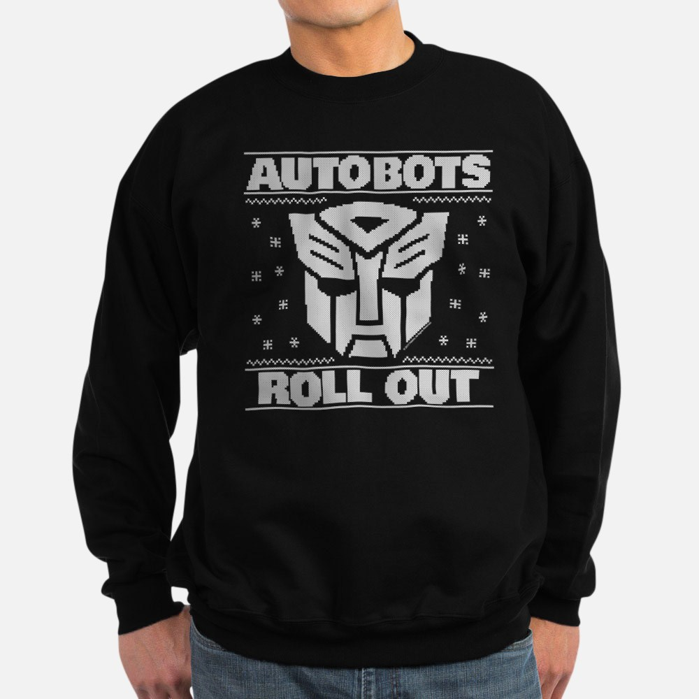 Tranformers Autobot Roll Out Sweatshirt