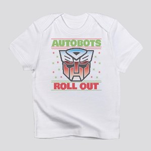 Transformers Autobots Roll Out Infant T-Shirt