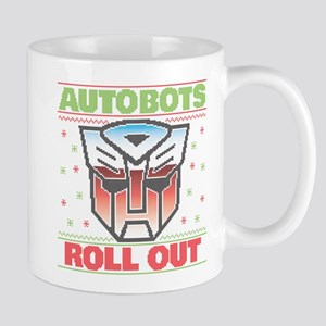 Transformers Autobots Roll Out 11 oz Ceramic Mug