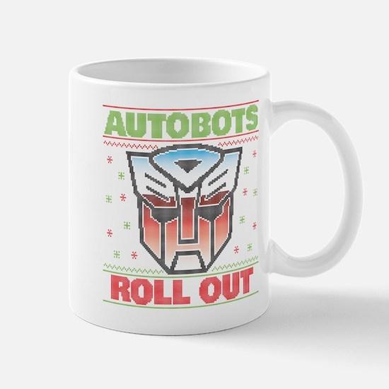 Transformers Autobots Roll Out Mug