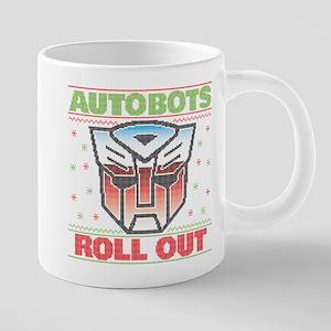 Transformers Autobots Roll 20 oz Ceramic Mega Mug