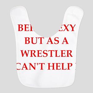 wrestler Bib