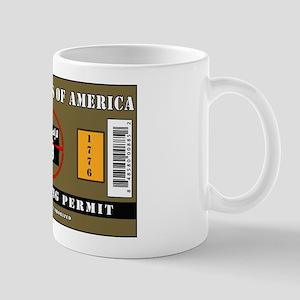 ISIS Hunting Permit Mug