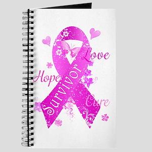 Survivor Love Hope Cure Journal