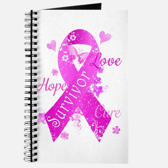 Survivor Love Hope Cure Journal