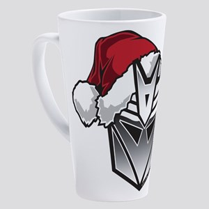 Transformers Decepticon Santa 17 oz Latte Mug
