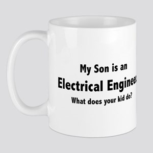 Electrical Engineer Son Mug