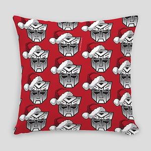 Transformers Auto Santa Everyday Pillow