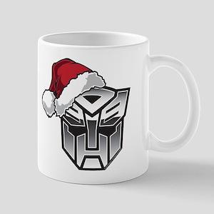 Transformers Auto Santa 11 oz Ceramic Mug