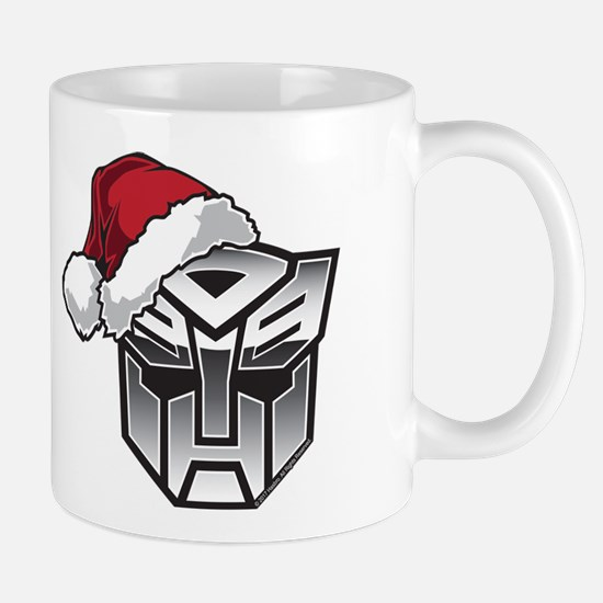 Transformers Auto Santa Mug