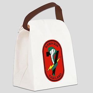 7th RRFS Canvas Lunch Bag