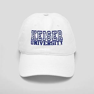 KEISER University Cap
