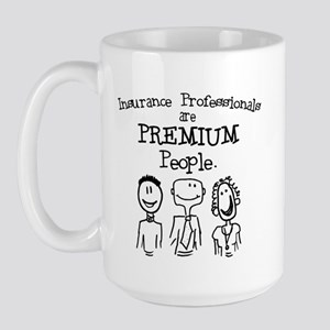 """Premium People"" Large Mug"