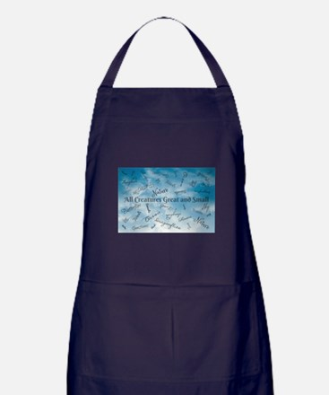 Creatures Great and Small 4900 Apron (dark)