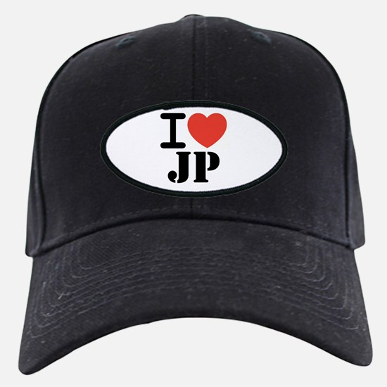 I love JP Baseball Hat