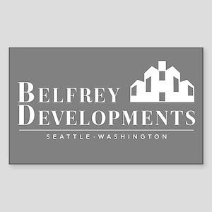 OUAT Belfrey Developments Sticker