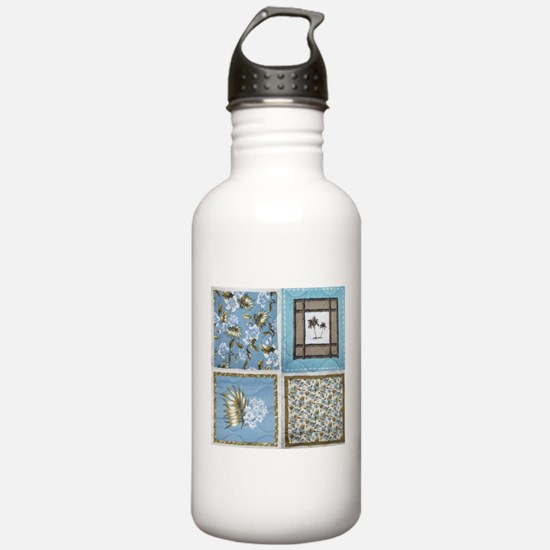 Quilt Water Bottle