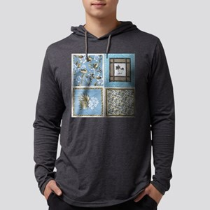 Quilt Long Sleeve T-Shirt