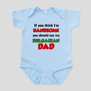 Im Handsome Bulgarian Dad Body Suit