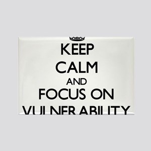 Keep Calm by focusing on Vulnerability Magnets