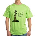 It's A Blast! Green T-Shirt