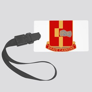 92nd Field Artillery Regiment Mi Large Luggage Tag
