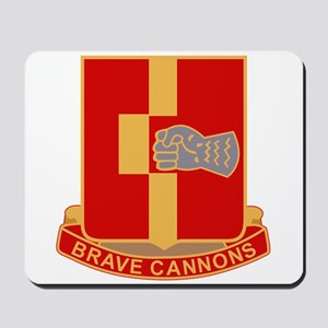 92nd Field Artillery Regiment Military P Mousepad