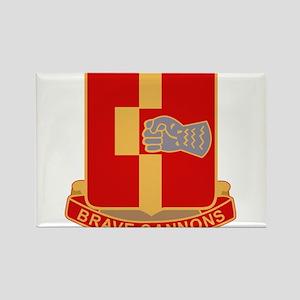 92nd Field Artillery Regiment Military Pat Magnets
