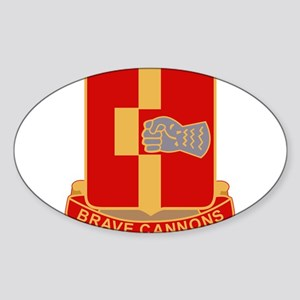 92nd Field Artillery Regime Sticker