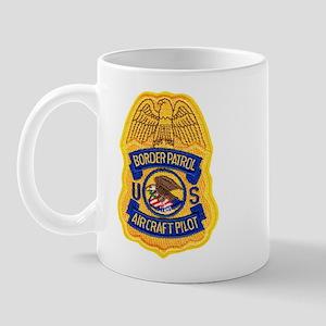 Border Patrol Air Ops Mug