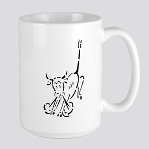 The Snorting Bull - U-47_forWhite Mugs