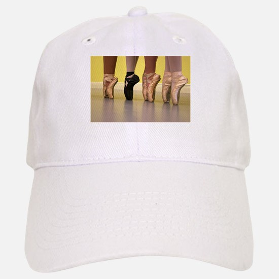 Ballet Dancers on Pointe or on Toes Baseball Baseball Baseball Cap